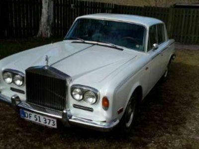 brugt Rolls Royce Silver Shadow Rolls-Royce Silver Shadow