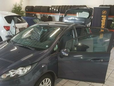 used Ford Fiesta 1,25 60 Trend