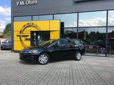gebraucht Opel Astra 0 T 105 Enjoy ST aut.