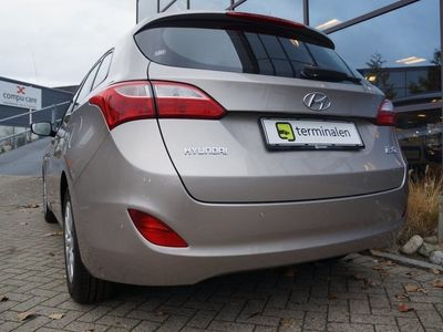 brugt Hyundai i30 CRDi 110 Life+ CW