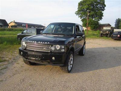 brugt Land Rover Range Rover 3,6 TDV8 HSE 4x4 272HK 5d 6g Aut.