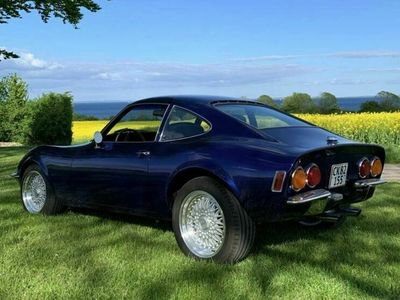 brugt Opel GT 1,9 Coupe