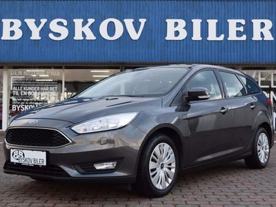 brugt Ford Focus 1,0 SCTi 125 Business Edition st.car