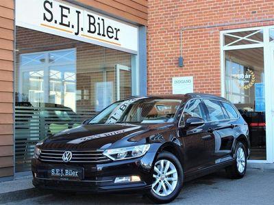 brugt VW Passat Variant 2,0 TDI BMT Comfortline Plus DSG 150HK Stc 6g Aut. A