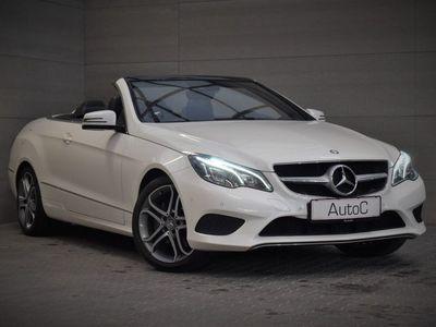 brugt Mercedes E250 2 CDi Cabriolet