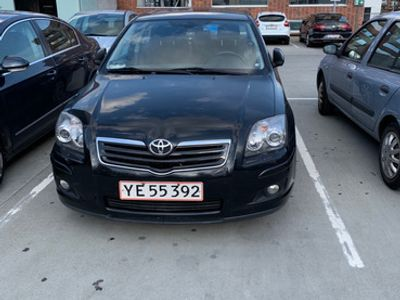 brugt Toyota Avensis 2,0 SD 4-D