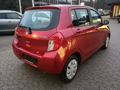 brugt Suzuki Celerio 1,0 Club 68HK 5d