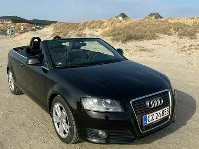 brugt Audi A3 Cabriolet
