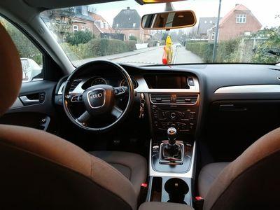 brugt Audi A4 1.8 120 HK Comfort