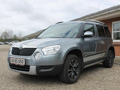 usado Skoda Yeti 2,0 TDI Common Rail Adventure 110HK