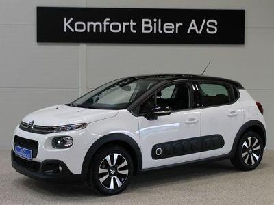 brugt Citroën C3 1,2 PT 110 Funky