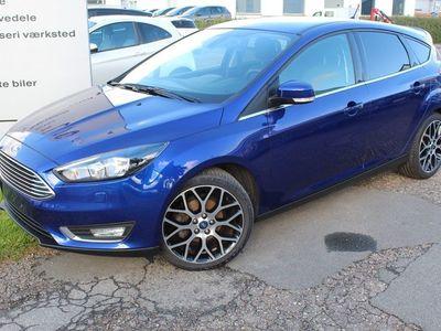 brugt Ford Focus 1,0 SCTi 125 Titanium+
