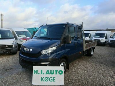 brugt Iveco Daily 3,0 35C17 Db.Kab m/lad