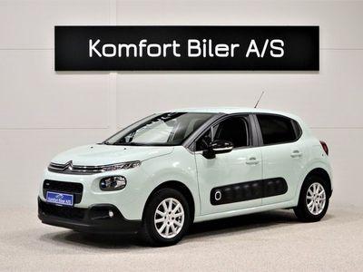 brugt Citroën C3 PT 82 Feel+ 1,2