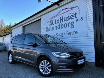 usata VW Touran 1,6 TDi 110 Highline DSG BMT