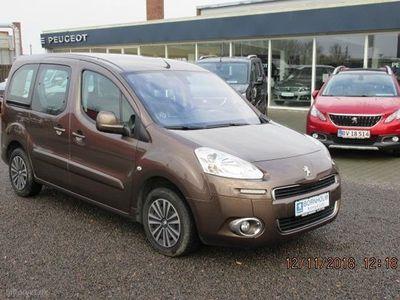 brugt Peugeot Partner 1,6 e-HDi Tepee Active 92HK