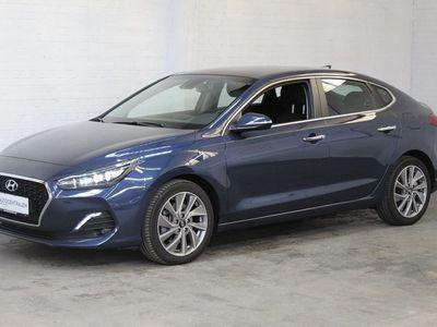 brugt Hyundai i30 1,4 T-GDi 140 Premium FB