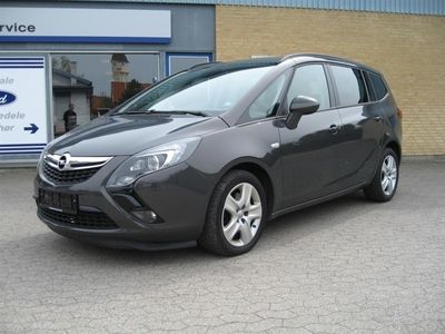 gebraucht Opel Zafira 2,0 CDTI Cosmo 170HK 6g Aut.