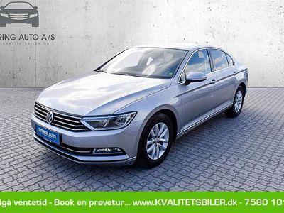 brugt VW Passat 1,5 TSI EVO ACT Comfortline Premium DSG 150HK 7g Aut. - Personbil - gråmetal