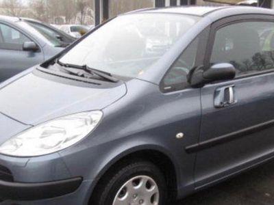 brugt Peugeot 1007