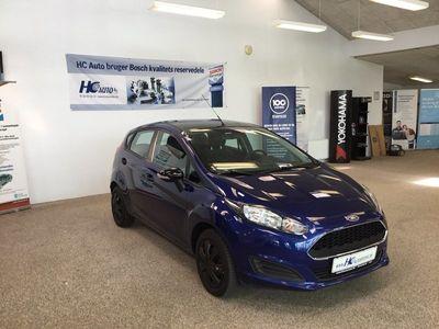 brugt Ford Fiesta 1,2 Ambiente