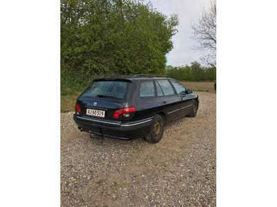 brugt Peugeot 406 1,8 5 døres