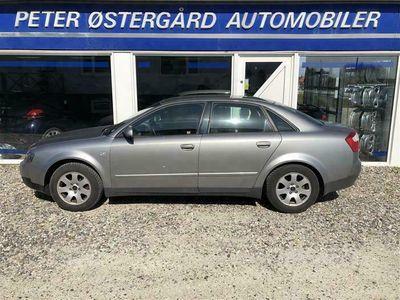 brugt Audi A4 2,0 130HK