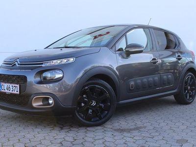 brugt Citroën C3 1,5 Blue HDi Origins start/stop 100HK 5d