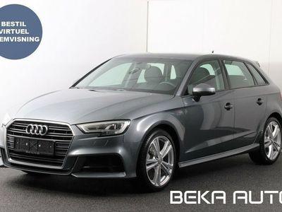 brugt Audi A3 Sportback 30 TDi Sport Limited S-tr.