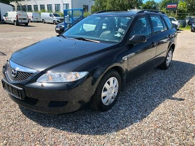 used Mazda 6 2,0 Touring stc.