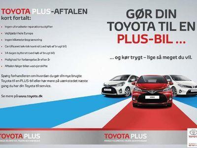 brugt Toyota Aygo 1,0 VVT-I X-Press 68HK 5d