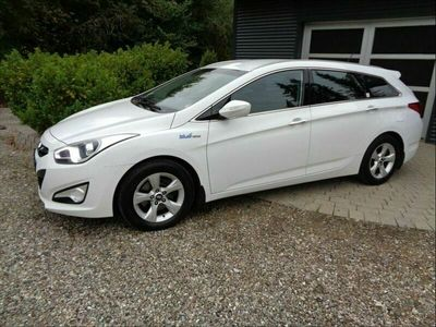 brugt Hyundai i40 CRDi 136 Style CW