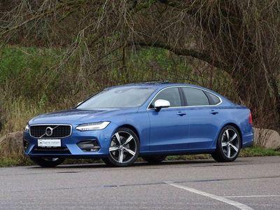 brugt Volvo S90 2,0 D5 235 R-Design+ aut. AWD