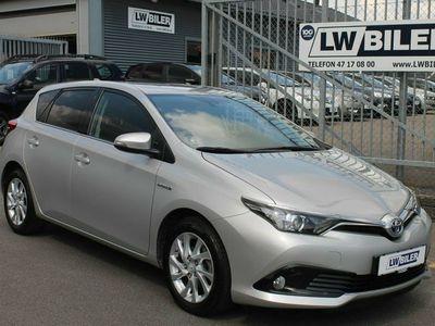 usata Toyota Auris Hybrid 1,8 Hybrid Comfort CVT