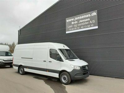 brugt Mercedes Sprinter 316 2,1 CDI A3 H2 RWD 7G-Tronic 163HK Van 7g Aut. 2020