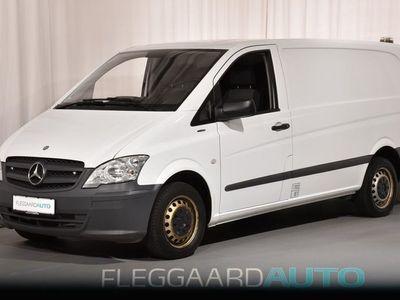 brugt Mercedes Vito 114 2,1 CDI 136HK Van