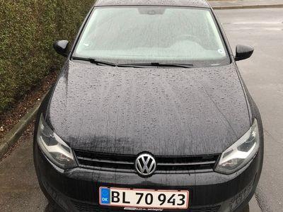 begagnad VW Polo 1.6 TDI BMT 90 HK 4-DØRS