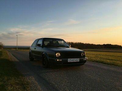 brugt VW Golf II 1,8 CL