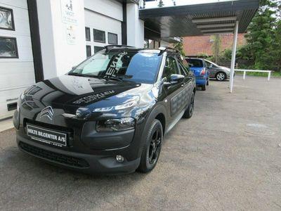 brugt Citroën C4 Cactus 1,6 BlueHDi 100 Feel Van