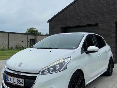brugt Peugeot 208 1,6