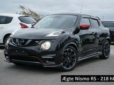 brugt Nissan Juke 1,6 Dig-T 218 Nismo RS