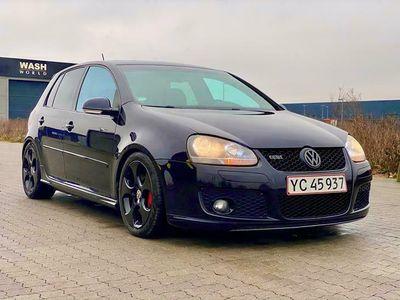 brugt VW Golf V 2,0 GTI