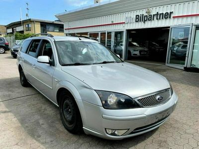 brugt Ford Mondeo 2,2 TDCi 155 Ghia stc.