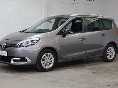 brugt Renault Grand Scénic III 1,5 dCi 110 Limited Edition EDC 7p