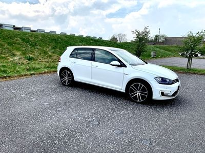brugt VW Golf 1.4 150 HK GTE HYBRID