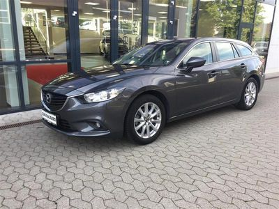 brugt Mazda 6 2,0 Skyactiv-G Core 145HK 6g