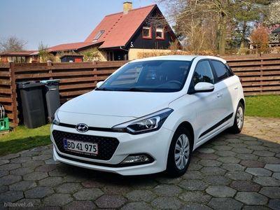 brugt Hyundai i20 1,1 CRDi 5 dørs Hatchback