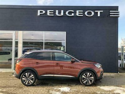 brugt Peugeot 3008 Allure 1.6 BlueHDi 120 hk
