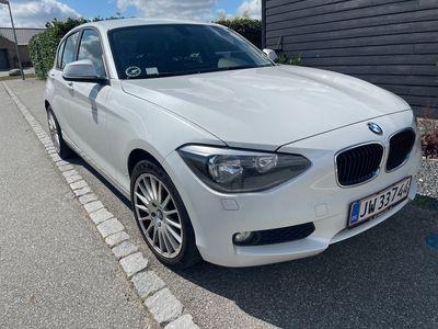 brugt BMW 118 1-Serie d 5-dørs hatchback Manuel Manuel