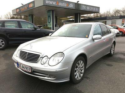 brugt Mercedes E320 2 CDi Elegance aut.